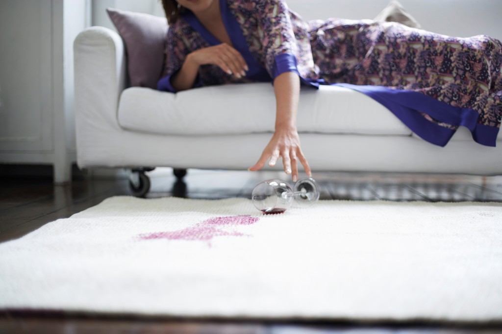 The aftermath of spills can be unsightly. They are also enigmas when is comes to figuring out the best removal solution. There are many old wives tales and tips for stain release, but we're going to tell you the best method without lasting, damaging effects.